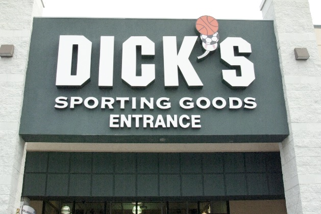Dick's Sporting Goods said Wednesday it was immediately ending sales of all assault-style rifles in its stores and also said that it would no longer sell high-capacity magazines and that it would not sell any gun to anyone under 21 years of age, regardless of local laws.(News file photo)