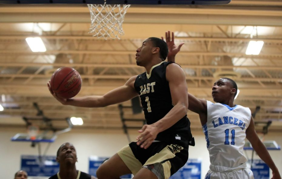 East star Willard Anderson signed with a JUCO program in Iowa with a reputation for graduating talents to the Division I level. (Harry Scull Jr./Buffalo News)