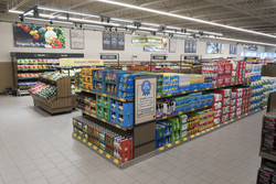Aldi has been remodeling its Western New York stores. (Contributed photo)