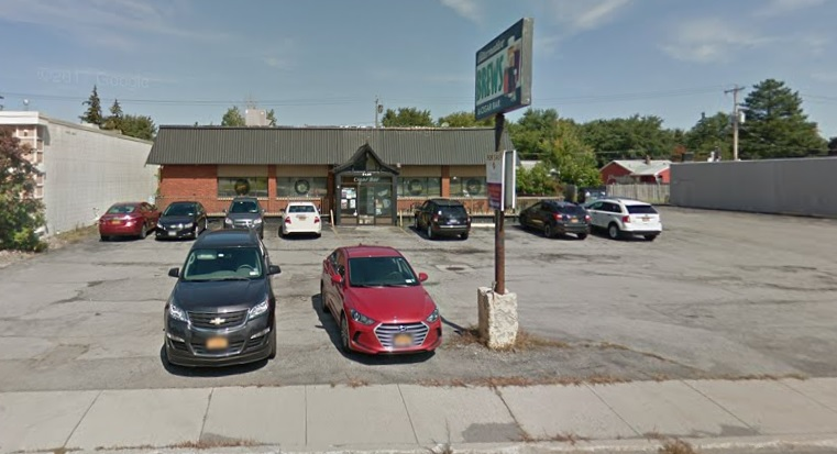 A medical practice will move into the former site of Alternative Brews on Sheridan Drive. (Google image)