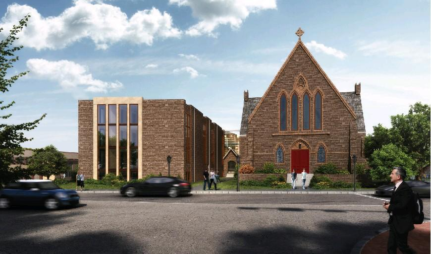 A plan to turn the Ascension Church site into affordable housing for seniors won Common Council approval after being denied by the city's Preservation Board.