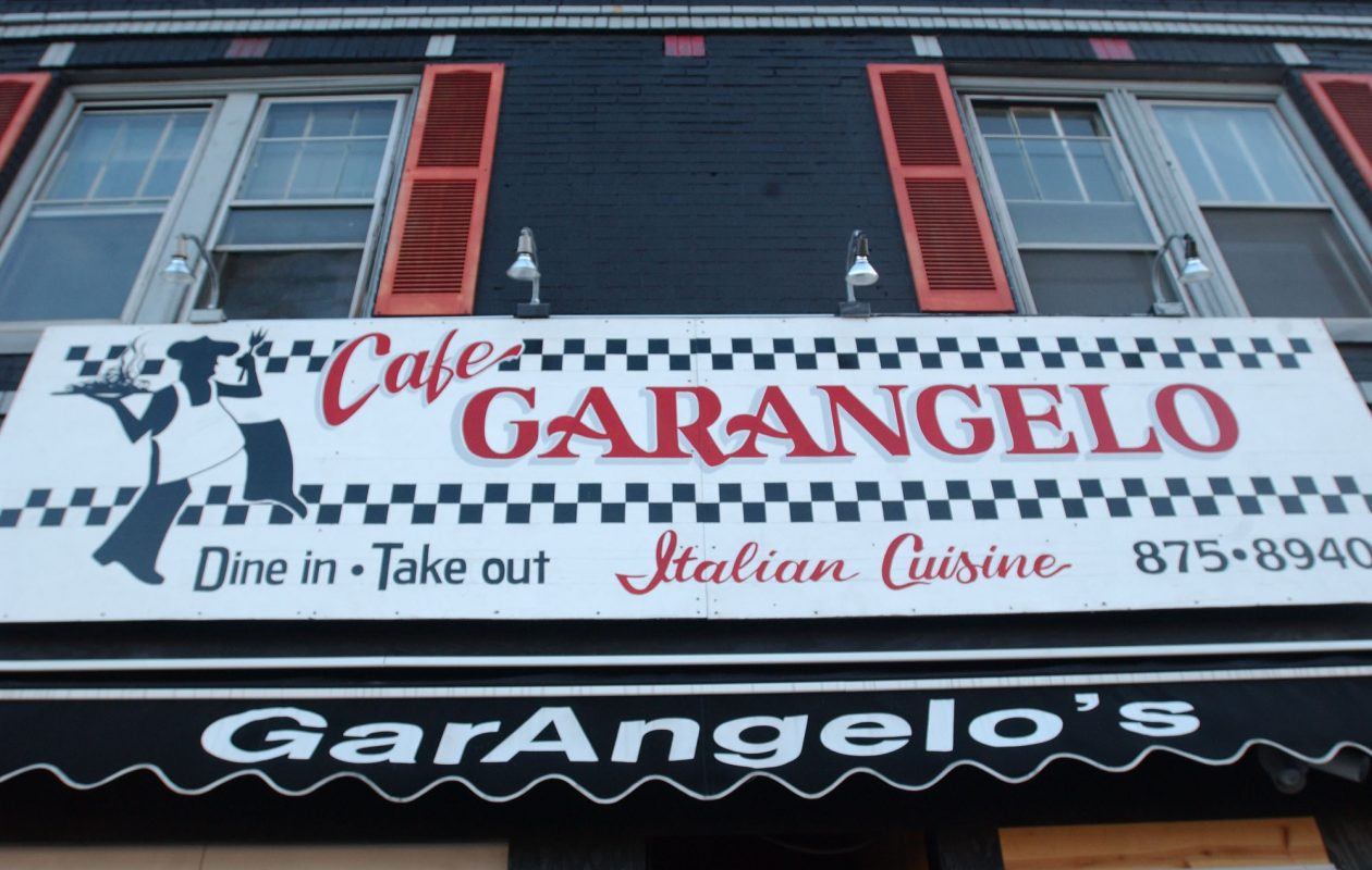 The former Cafe Garangelo will become a Lombardo wine bar. (2002 photo by Sharon Cantillon/Buffalo News)