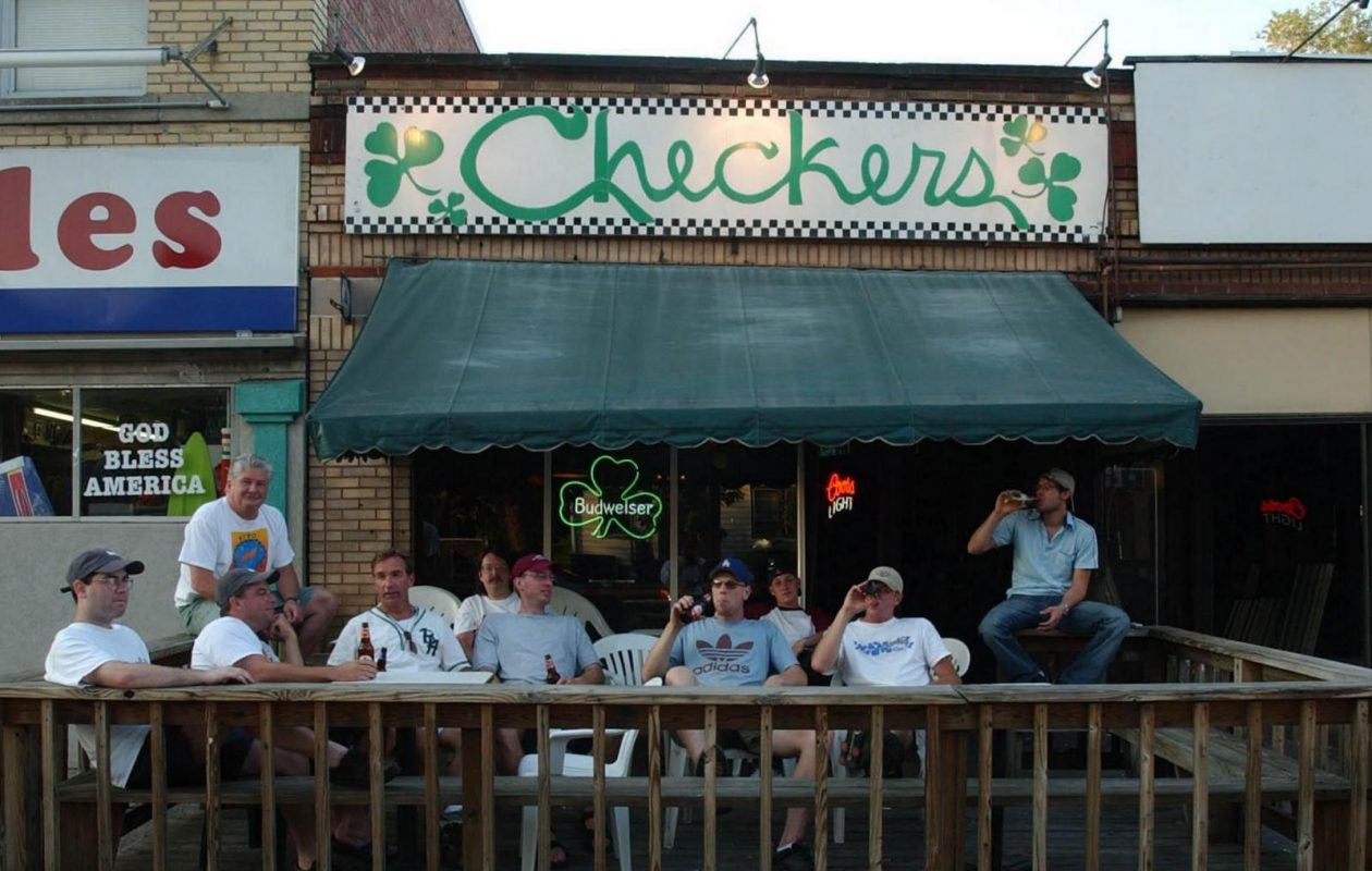 Checkers, a North Buffalo destination, is expected to reopen in mid-May. (News file photo)