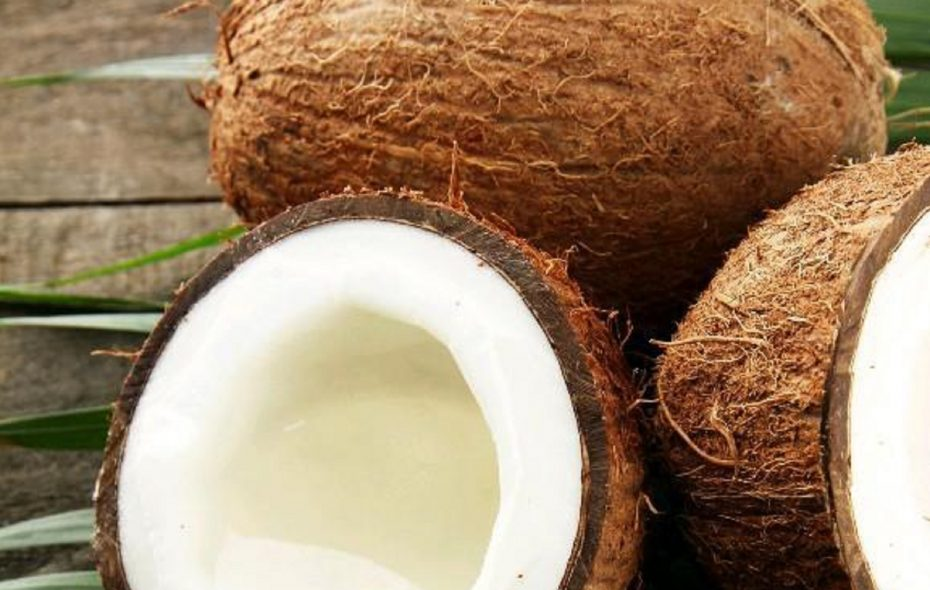 Coconut oil is a saturated fat with a greater downside than upside, and should be used in moderation, says registered dietitian Emily Wood.