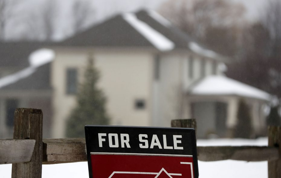 In a tight market, home buyers are looking for an edge to get the house they want. (Mark Mulville/Buffalo News)