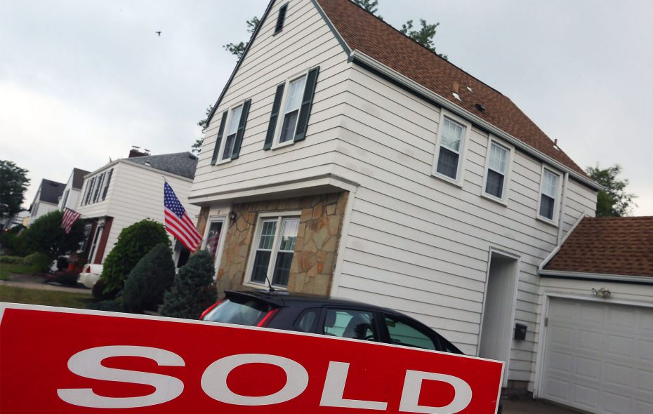 Median sale prices reached $156,000 during May. (John Hickey/News file photo)