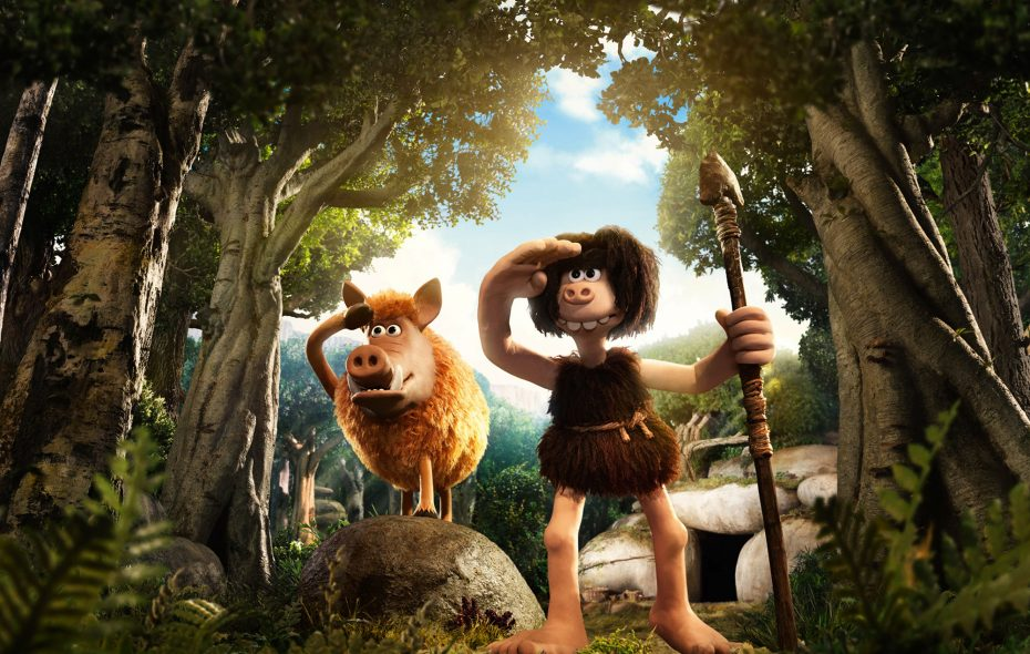"""Early Man"" is an animated film for the entire film. (Aardman-Lionsgate)"