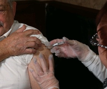 Getting a flu shot can not only protect you from severe illness, but also susceptible people around you.