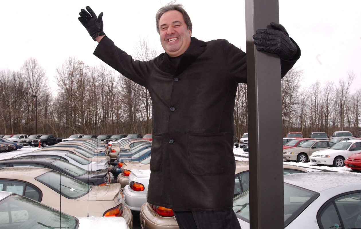 William Fuccillo's dealer group has three dealerships on Grand Island. (News file photo)