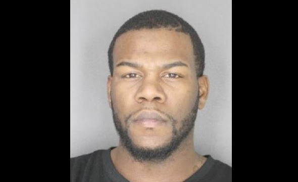 Gene R. Smith III, 27, of Kay Street in Buffalo,  was charged with animal cruelty and criminal possession of stolen property. (Photo courtesy Erie County Sheriff's Office)