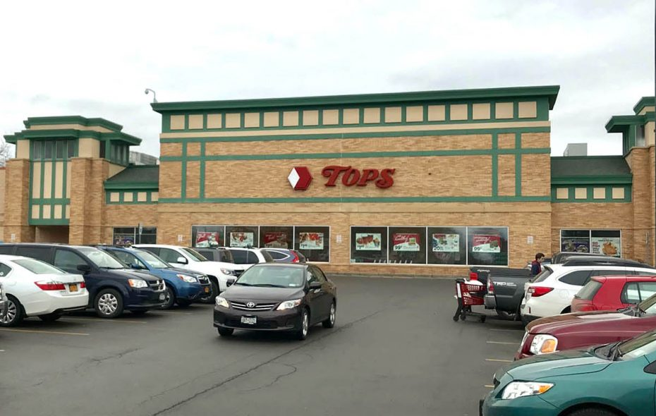 Tops Markets' grocery business strengthened as summer began. (Robert Kirkham/Buffalo News)