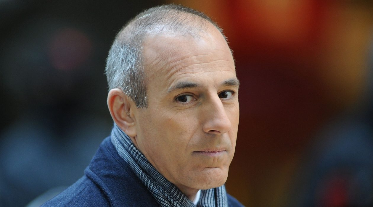 Jeff Simon wants to know why Matt Lauer isn't 'behind bars -- or, at the very least, in the public sights of cops and prosecutors determined to put him there?' (Photo by Slaven Vlasic/Getty Images)