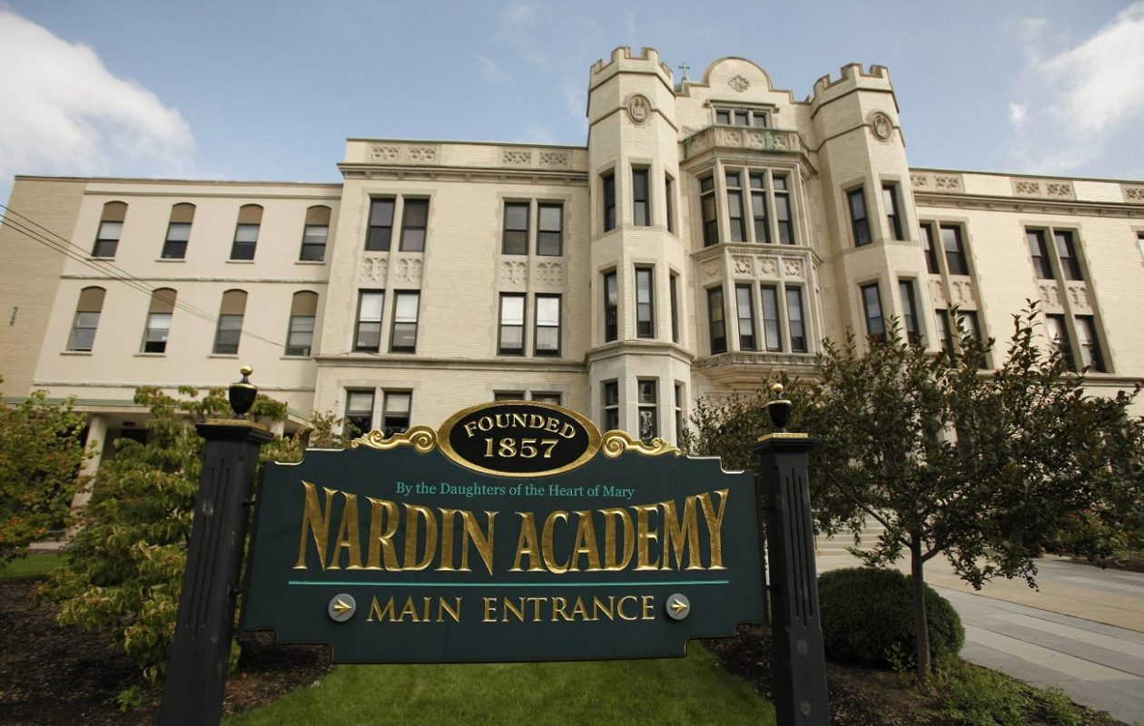 Nardin Academy on Cleveland Avenue in Buffalo.  (Derek Gee/News file photo)