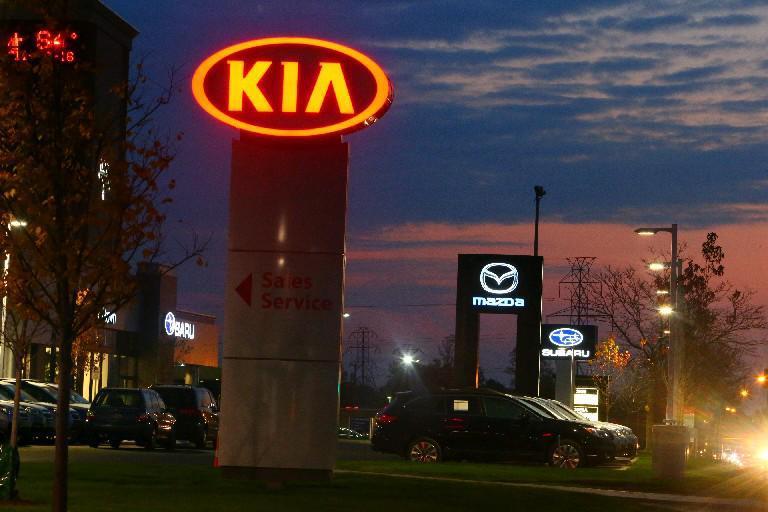 Northtown Automotive has added Honda to its lineup. (John Hickey/Buffalo News)