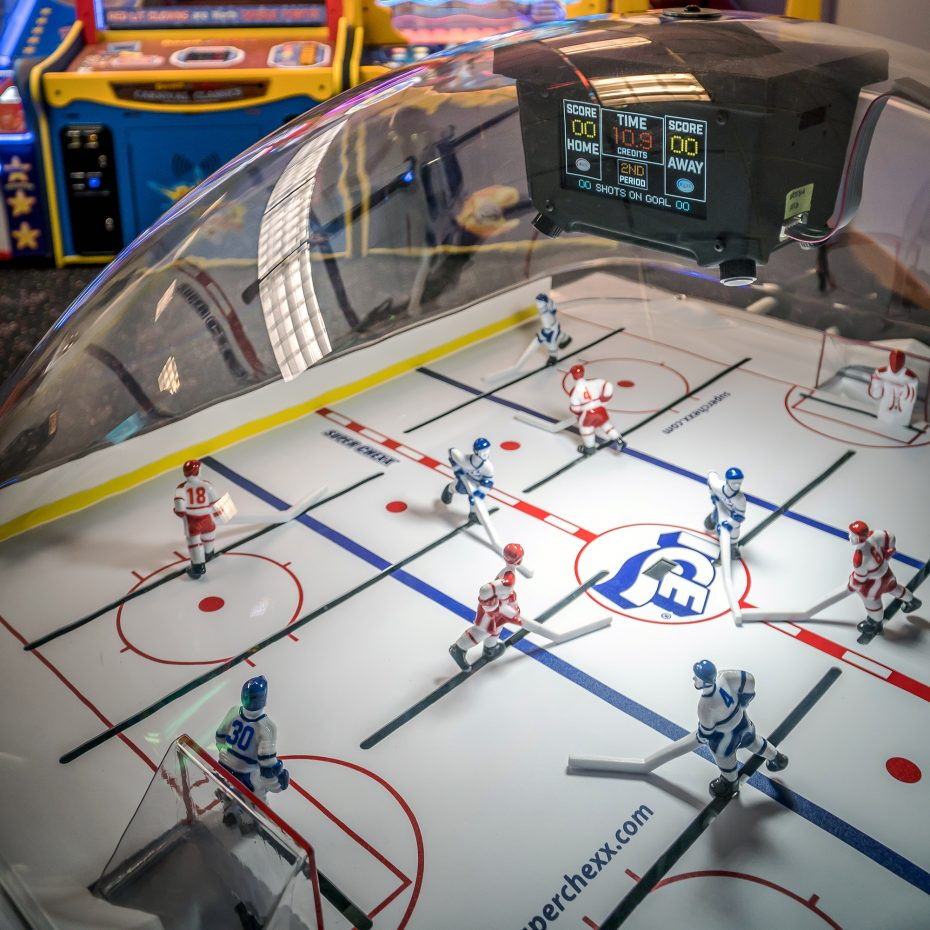 Bubble hockey | Super Chexx | Buffalo Magazine