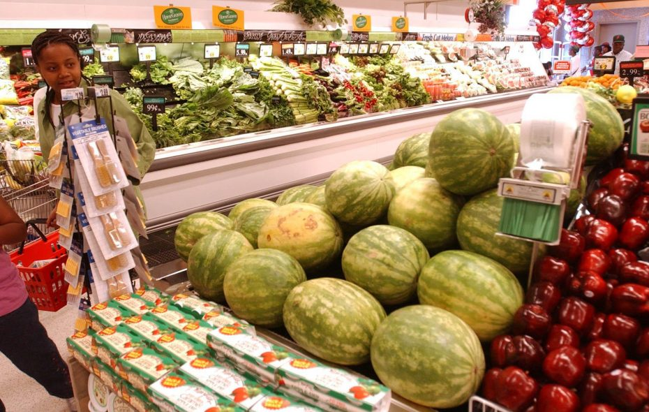 Produce vendors have some payment protections during bankruptcy proceedings. (Derek Gee/Buffalo News file photo)