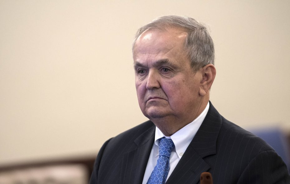 Former State Sen. George D. Maziarz has pressed to have allegations of bid-rigging in Niagara County investigated.   (Skip Dickstein/Times Union)