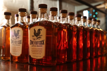 Buffalo Distilling Co.: 100 years in the making