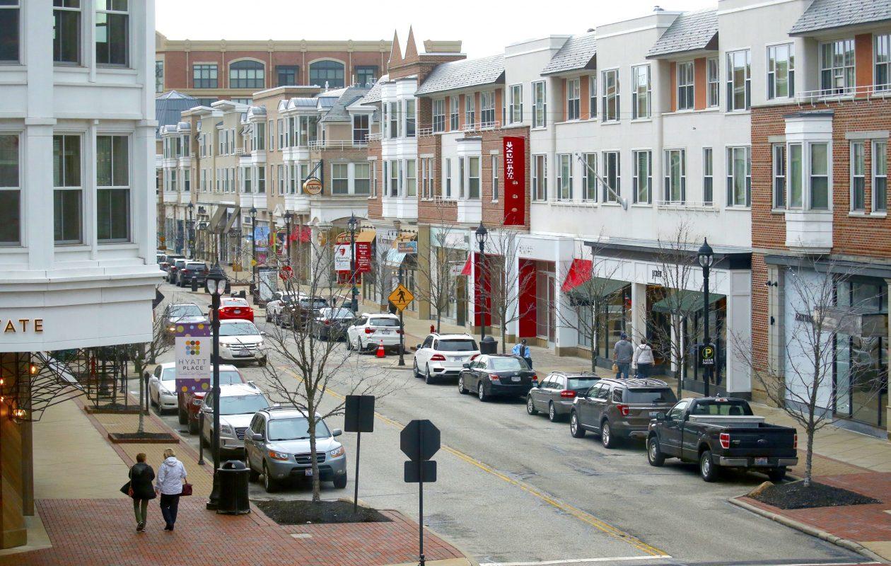 A developer wants to transform the Eastern Hills Mall into something similar to Crocker Park in Westlake, Ohio. (Robert Kirkham/Buffalo News)