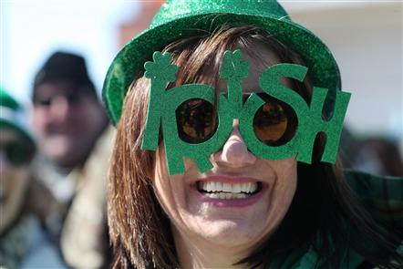 Old Neighborhood St. Patrick's Day parade