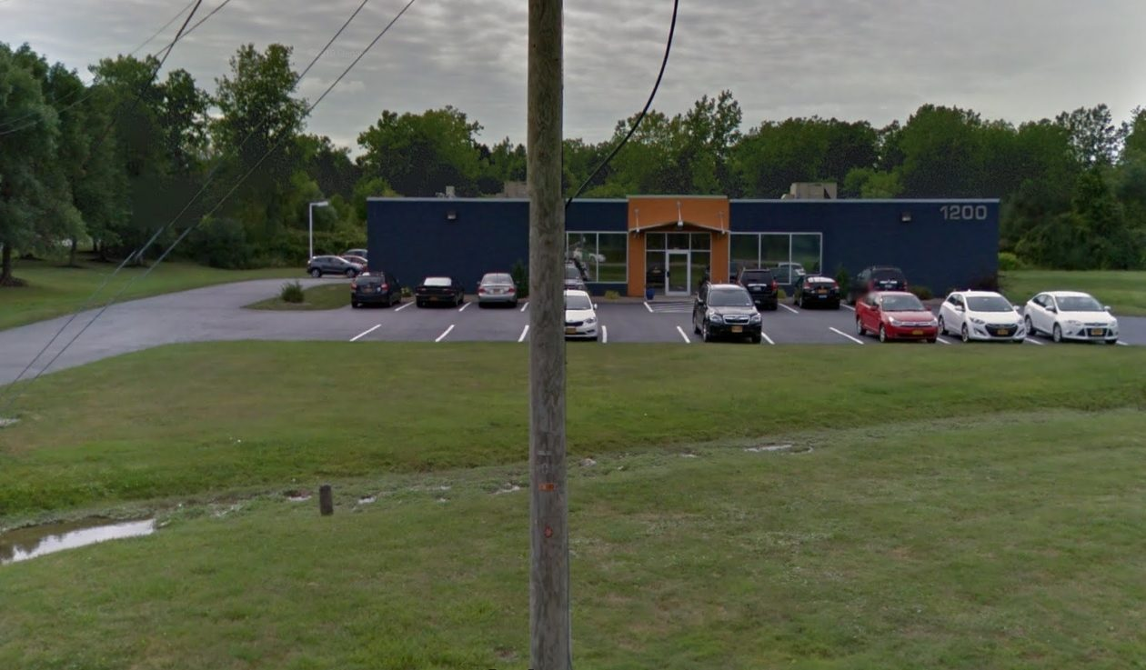 Steuben Foods paid $1.35 million to buy this property in Elma next to its headquarters. (Google Maps)