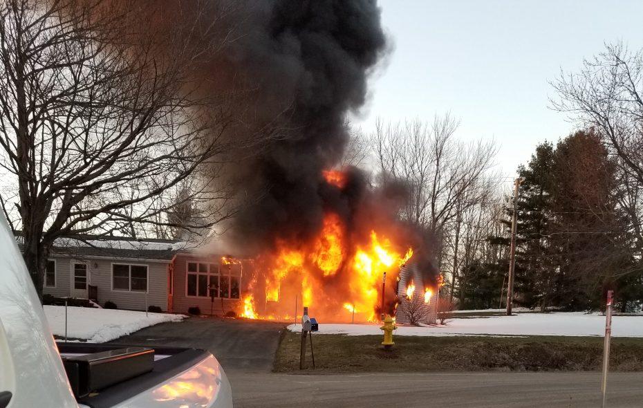 (Patchin Volunteer Fire Company photo)