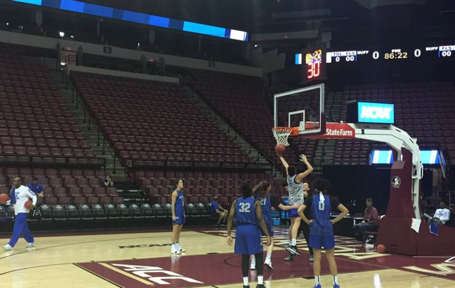 The University at Buffalo women will face South Florida in the NCAA tournament Saturday.