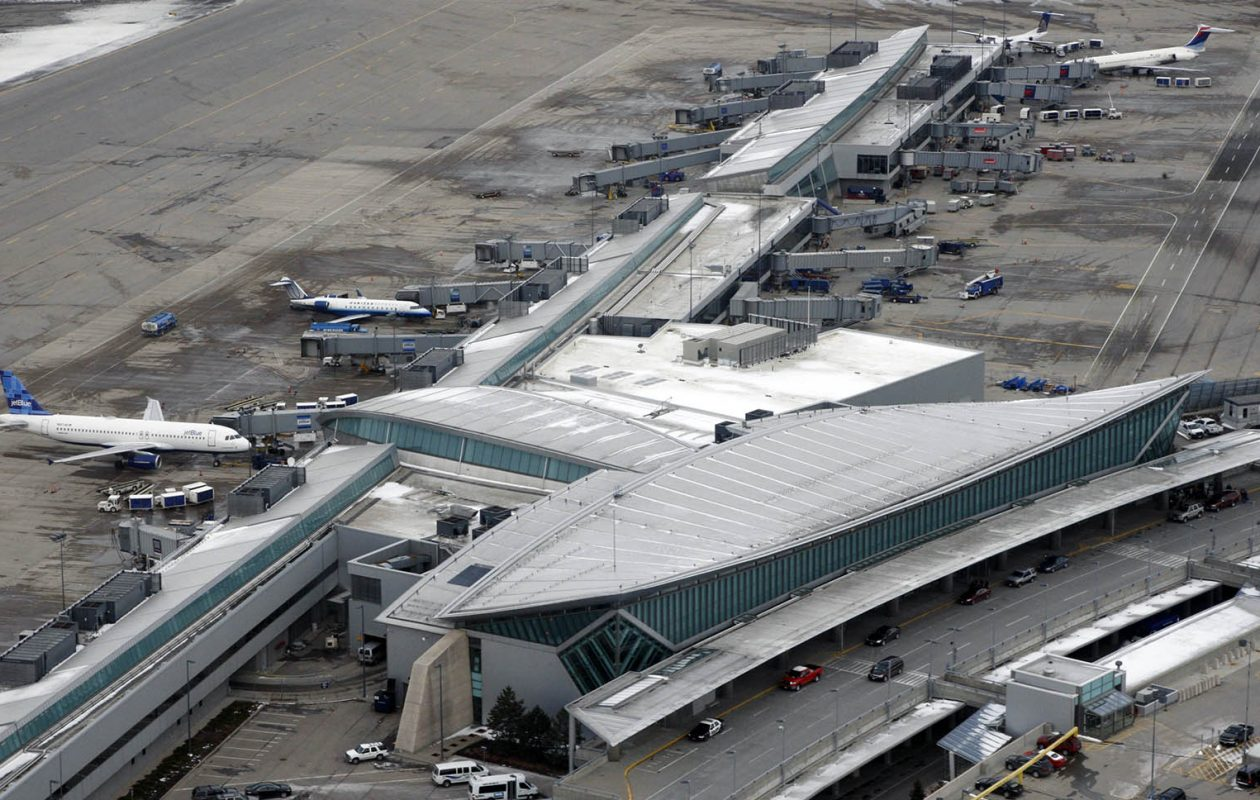 The Buffalo Niagara International Airport. (Derek Gee/News file photo)
