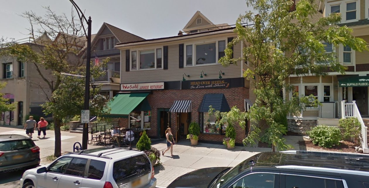 An investor group purchased this Elmwood Avenue building. (Google Maps)