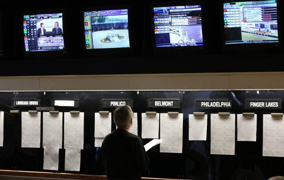 How sports gambling would be handled at OTBs and other facilities was one debate that wasn't settled before the end of the state Legislative session. (News file photo)