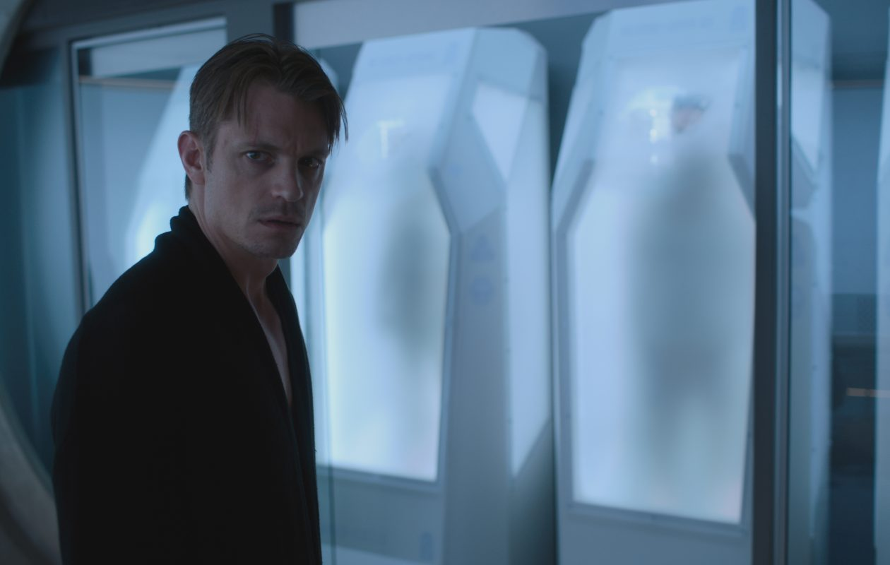 Joel Kinnaman plays the central character in 'Altered Carbon.' (Netflix)
