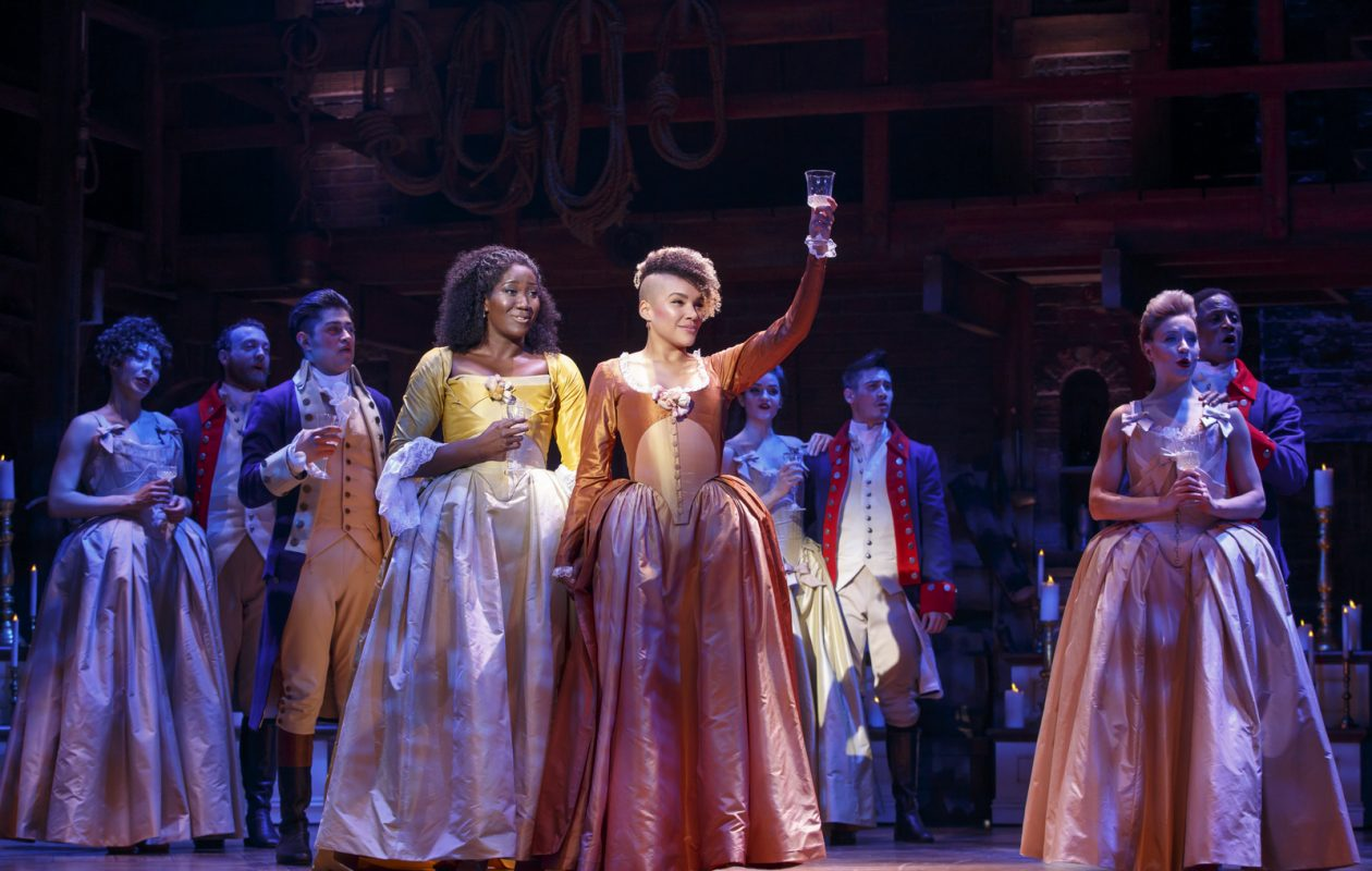 The national tour of Lin-Manuel Miranda's hit musical 'Hamilton' is the highlight of Shea's Performing Arts Center's 2018-19 season.