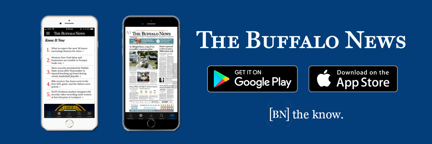 Buffalo News launches new Android app, updates iOS app – The Buffalo