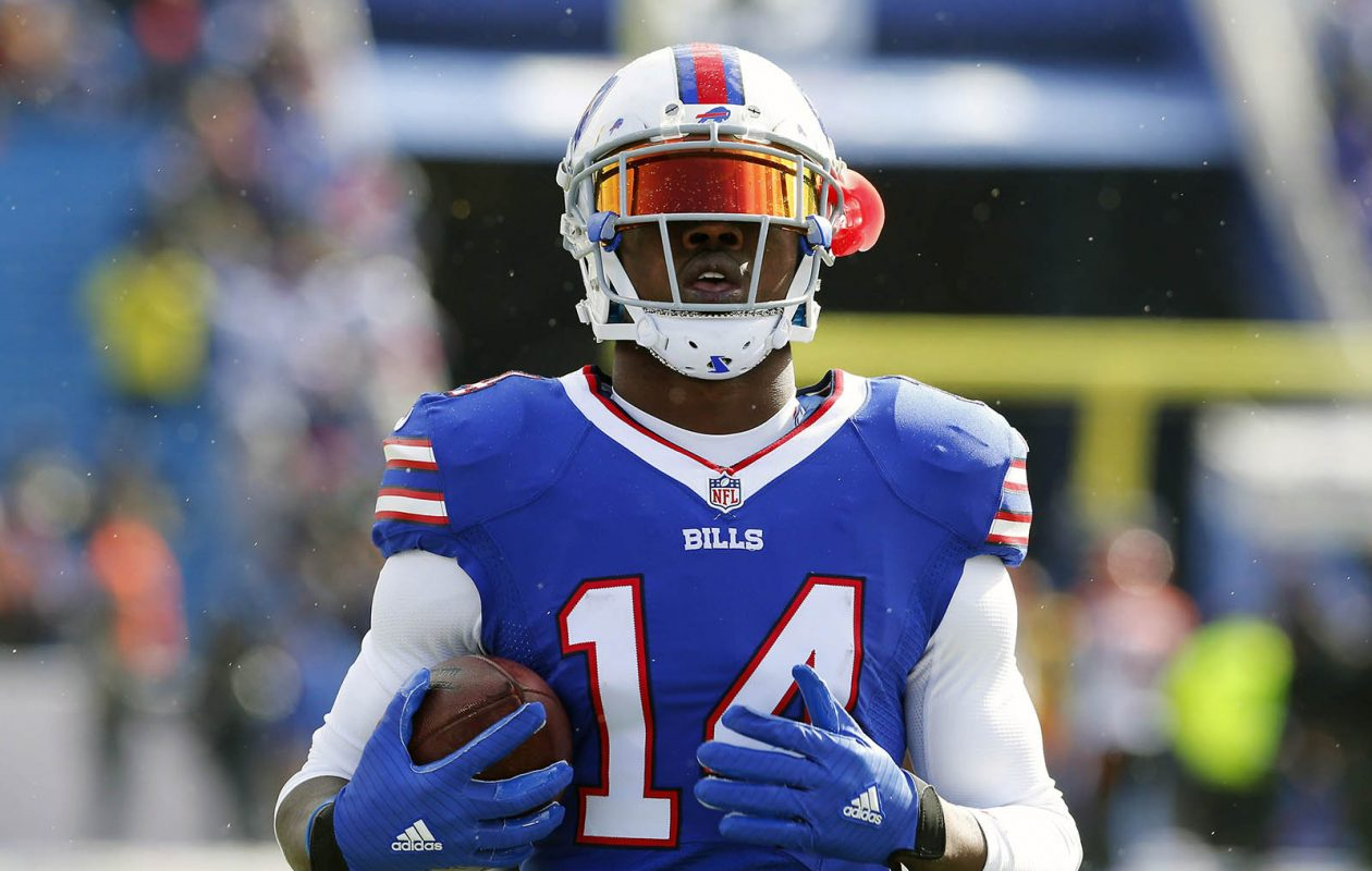 Sammy Watkins never stayed healthy enough nor was productive enough to justify his lofty draft status.  (Mark Mulville/News file photo)