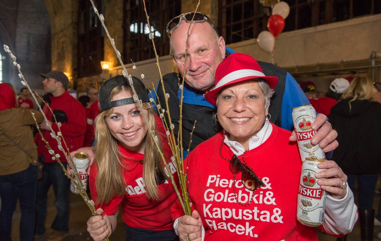 Happy Dyngus Day weekend, Buffalo. Find out the events - like the party in the Central Terminal - that will be popular. (Matt Weinberg/Special to The News)