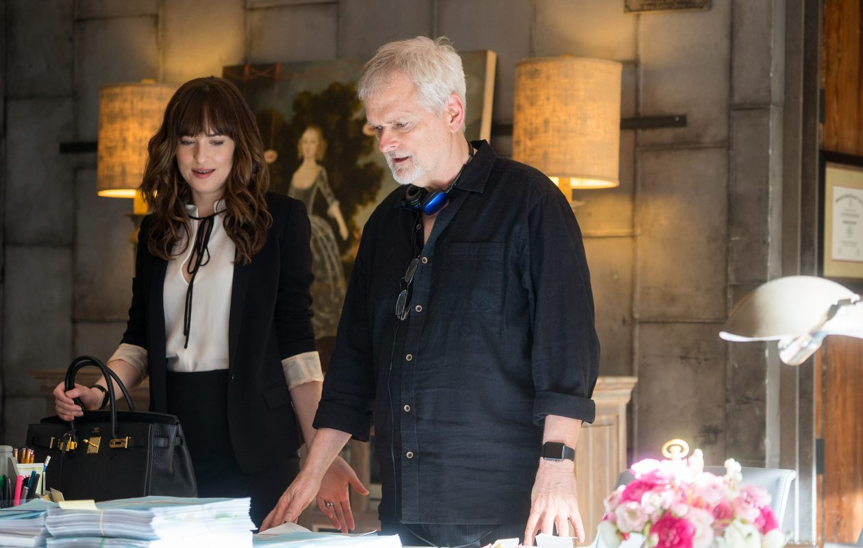 bd711820ba234 'Fifty Shades' casts the attention of Hollywood back on Foley – The Buffalo  News