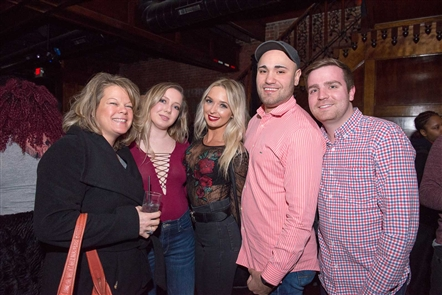 Smiles at Fierte grand opening in Allentown