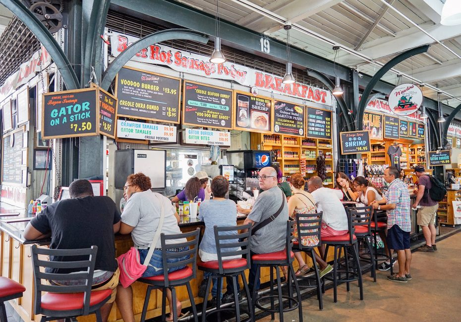 French Market | New Orleans with kids | Buffalo Magazine