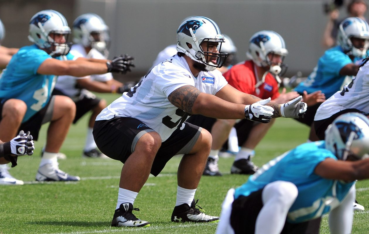 Star Lotulelei  is set to join the Bills. (Lance King/Getty Images file photo)
