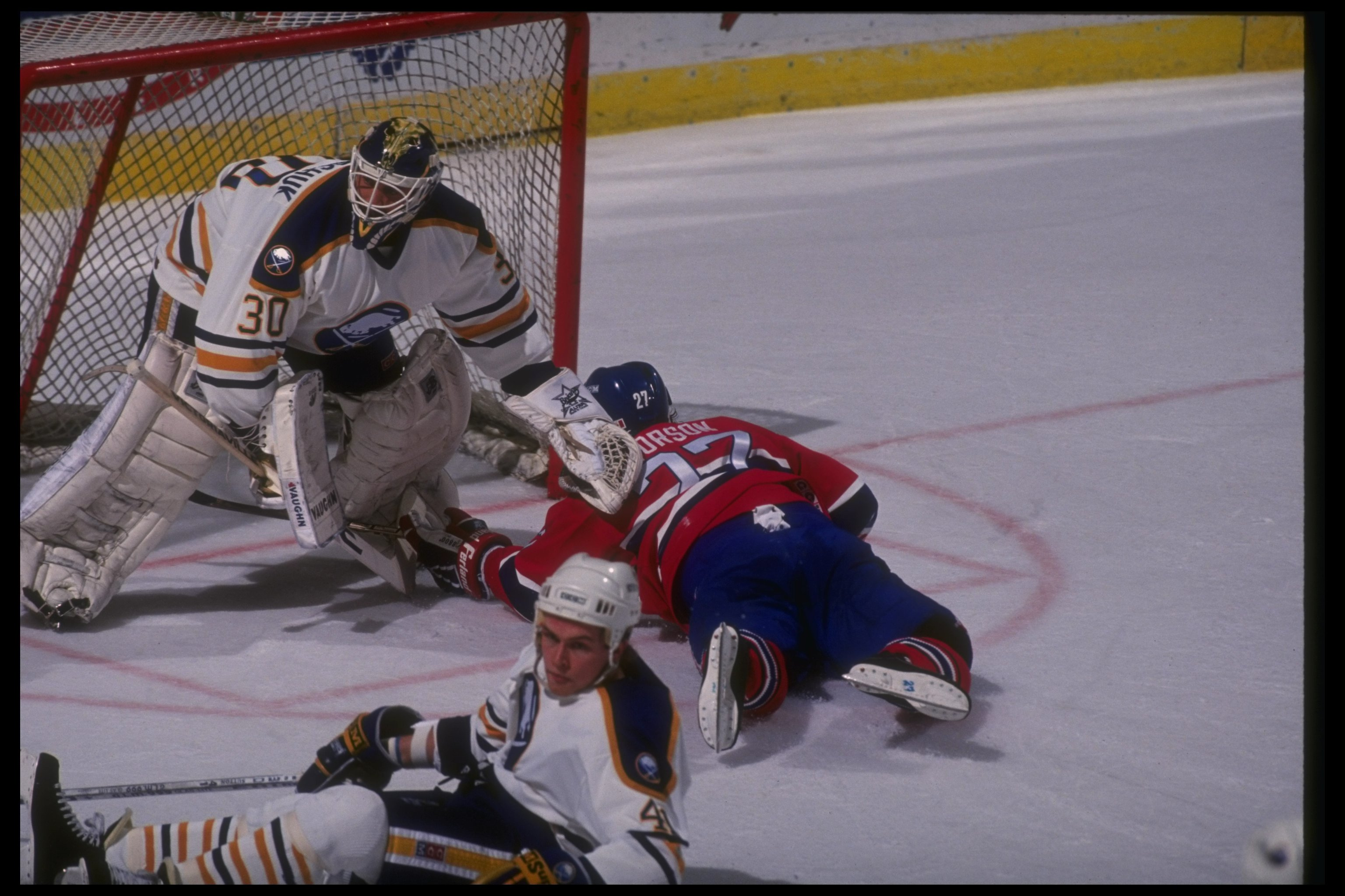Clint Malarchuk Unmasked Grisly Neck Injury Is Only Part Of Former
