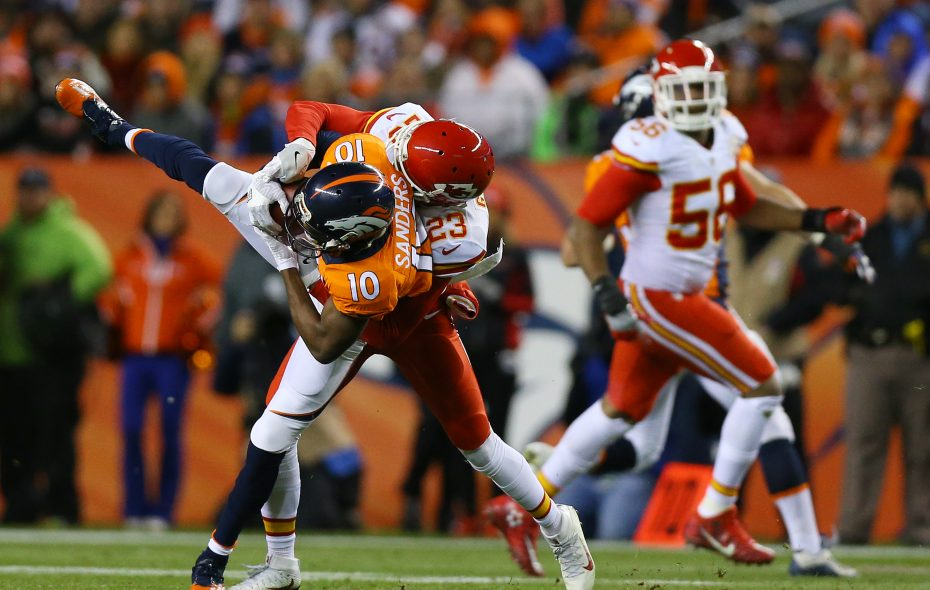Former Chiefs cornerback Phillip Gaines was signed by the Buffalo Bills on Thursday. (Getty Images)