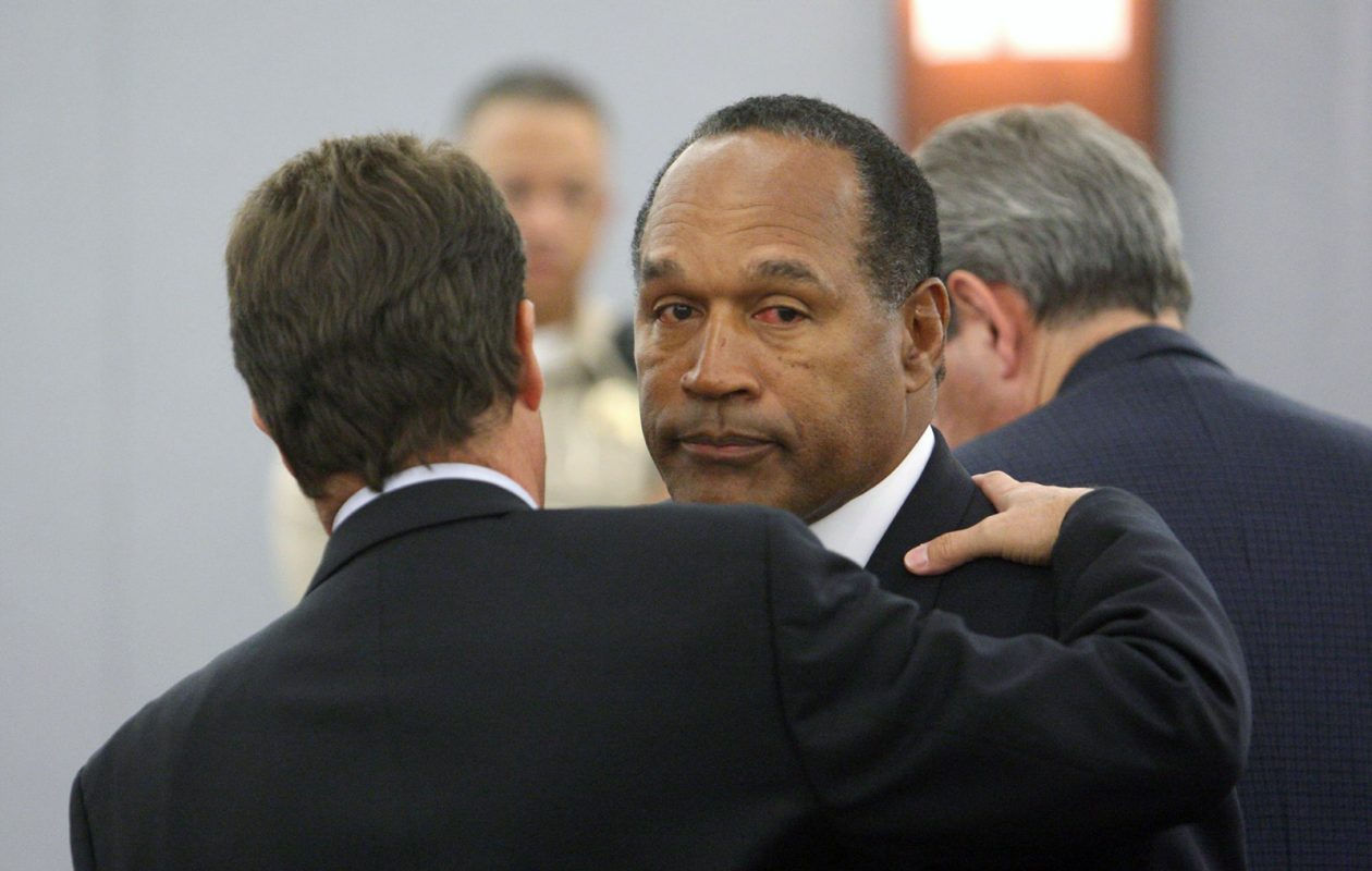 'The Juice is Loose': O.J. Simpson makes Twitter debut