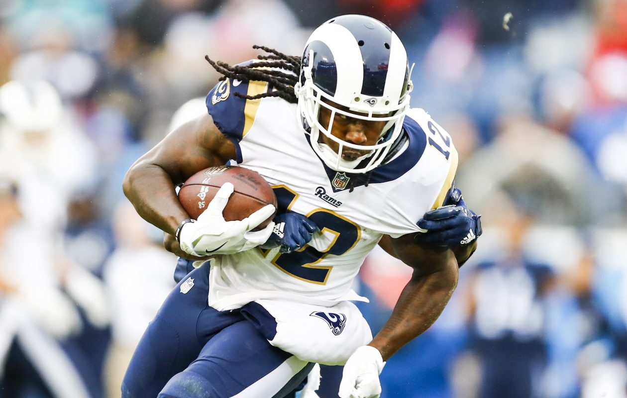 Former Bills and Rams receiver Sammy Watkins has signed with the Chiefs (Wesley Hitt/Getty Images)