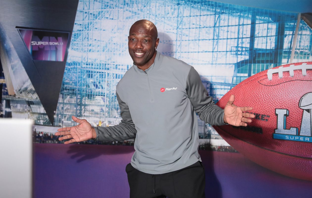 Terrell Owens (Cindy Ord/Getty Images for SiriusXM)