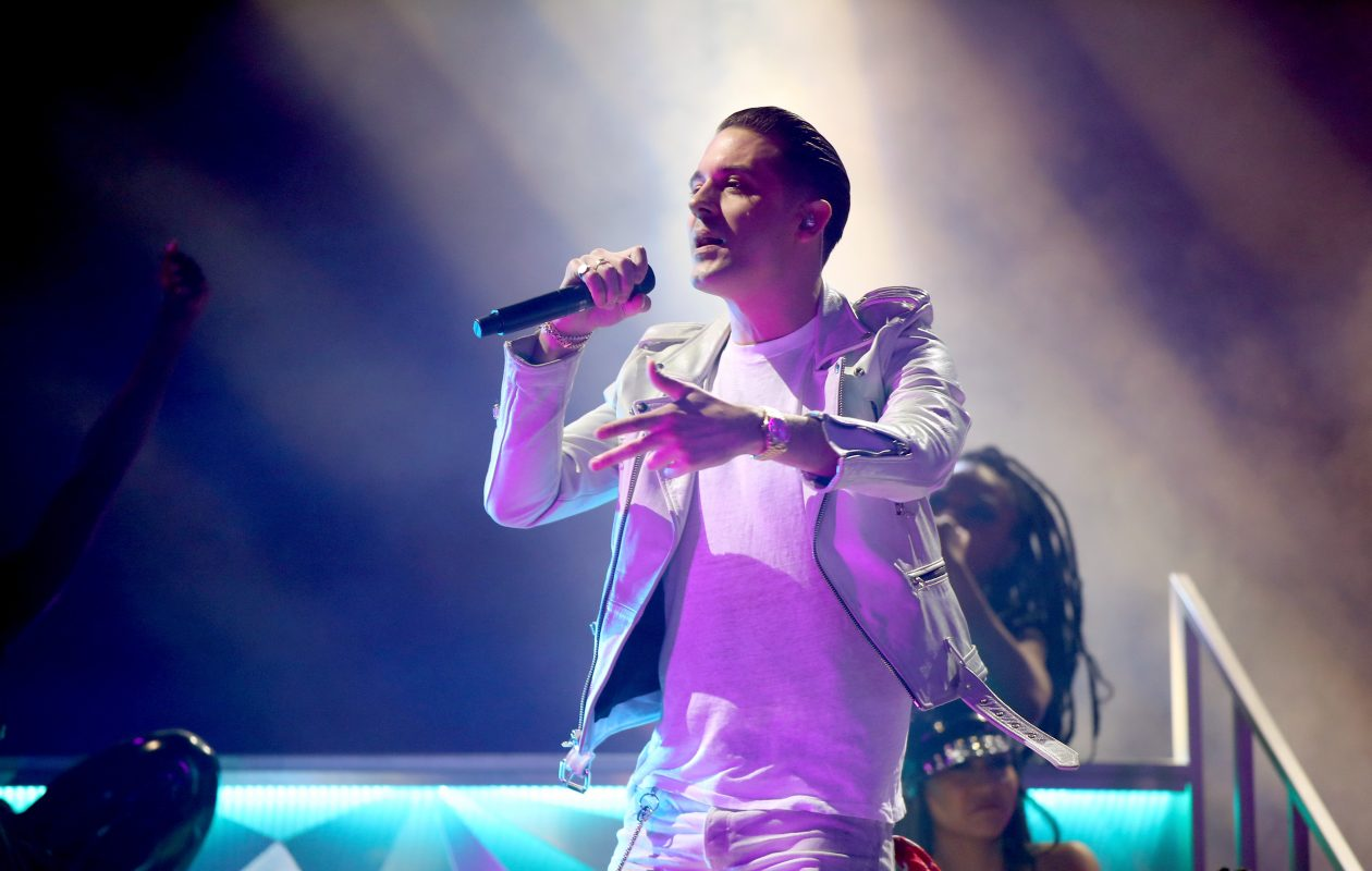 G-Eazy will perform at the Darien Lake Amphitheater. (Getty Images)