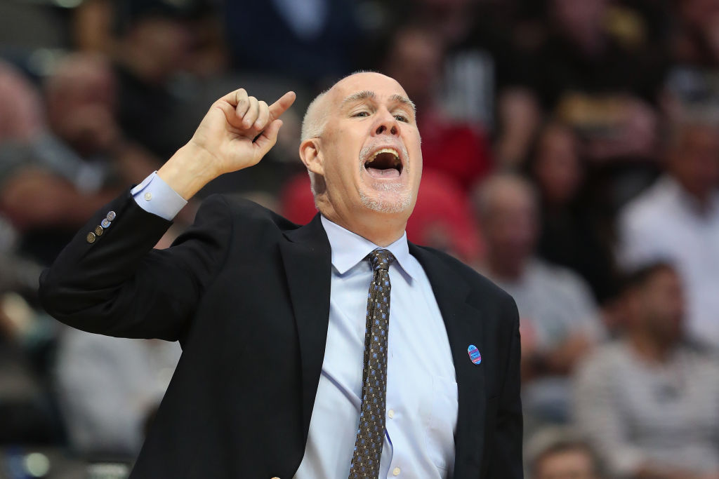 Mark Schmidt will return as head coach of the St. Bonaventure Bonnies. (Getty Images)