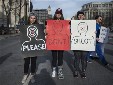 Protest Signs at 'March For Our Lives' Rallies