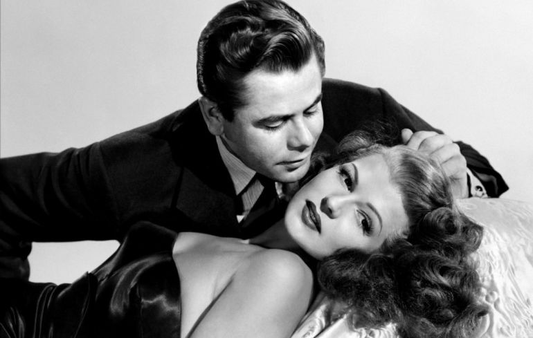 Glenn Ford falls under the spell of Rita Hayworth in 'Gilda,' opening the 'Noir Essentials' series on March 14.