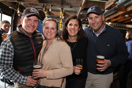 Smiles at 11 Day Power Play Launch Party at Thin Man