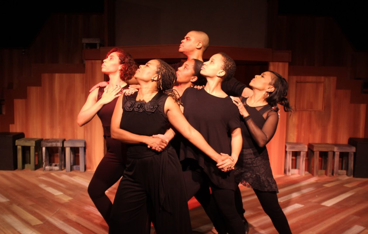 Paul Robeson Theatre's production of 'Don't Both Me, I Can't Cope' runs through March 25.